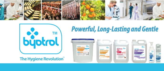 Byotrol The Hygiene Revolution