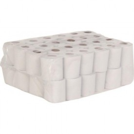 Recycled Toilet Paper - 1 Ply